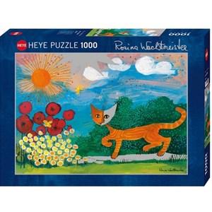 """Heye (29448) - Rosina Wachtmeister: """"Daisies"""" - 1000 piezas"""
