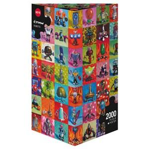 "Heye (29576) - Henry Stinson: ""Robots"" - 2000 piezas"