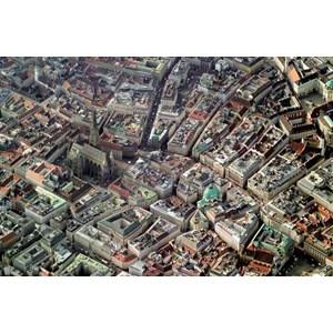 """Piatnik (537844) - """"Vienna Skyview"""" - 1000 piezas"""