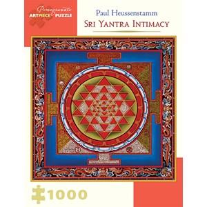 "Pomegranate (AA931) - Paul Heussenstamm: ""Sri Yantra Intimacy"" - 1000 piezas"