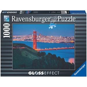 "Ravensburger (19441) - ""San Francisco"" - 1000 piezas"