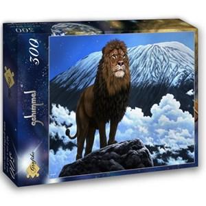 "Grafika (02601) - Schim Schimmel, William Schimmel: ""King of Kilimanjaro"" - 300 piezas"
