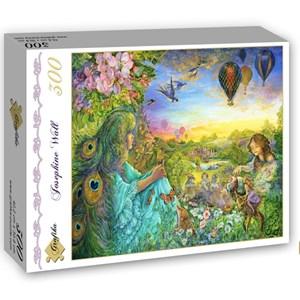 "Grafika (02618) - Josephine Wall: ""Daydreaming"" - 300 piezas"