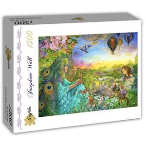 "Grafika (T-00530) - Josephine Wall: ""Daydreaming"" - 1500 piezas"