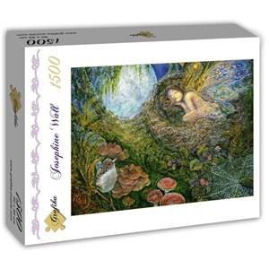 "Grafika (T-00534) - Josephine Wall: ""Fairy Nest"" - 1500 piezas"