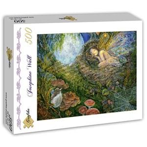 "Grafika (T-00536) - Josephine Wall: ""Fairy Nest"" - 500 piezas"