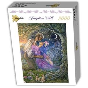 "Grafika (T-00541) - Josephine Wall: ""Love Between Dimensions"" - 2000 piezas"