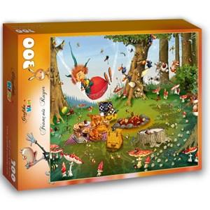 """Grafika Kids (01970) - François Ruyer: """"Witch"""" - 300 piezas"""
