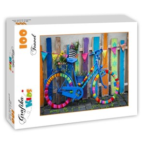 "Grafika Kids (01984) - ""My Beautiful Colorful Bike"" - 100 piezas"