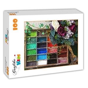 "Grafika Kids (02014) - ""Paintings Composition"" - 100 piezas"