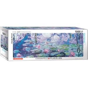 "Eurographics (6010-4366) - Claude Monet: ""Waterlillies"" - 1000 piezas"