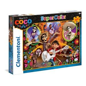 """Clementoni (27096) - """"Coco"""" - 104 piezas"""