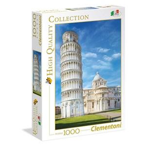 """Clementoni (39455) - """"Pisa, Italy"""" - 1000 piezas"""