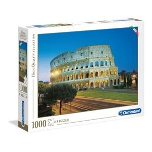 "Clementoni (39457) - ""Coliseum, Roma"" - 1000 piezas"