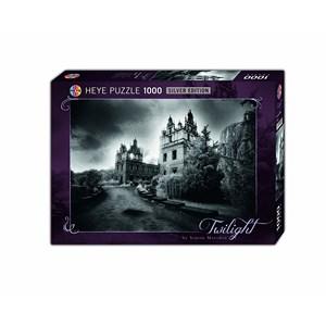 "Heye (29563) - Simon Mardsen: ""Castle"" - 1000 piezas"