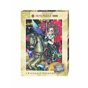 "Heye (29397) - Victoria Francés: ""Carousel"" - 1000 piezas"