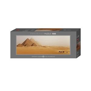 """Heye (29516) - Alexander von Humboldt: """"Pyramids"""" - 1000 piezas"""