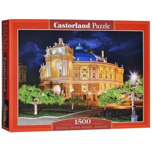 "Castorland (C-150649) - ""Odessa Opera Hours, Ukraine"" - 1500 piezas"