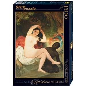 """Step Puzzle (83202) - Karl Briulov: """"Beersheba (Virsavia)"""" - 1500 piezas"""