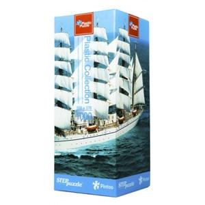 "Step Puzzle (98014) - ""Sailing Ship"" - 1000 piezas"