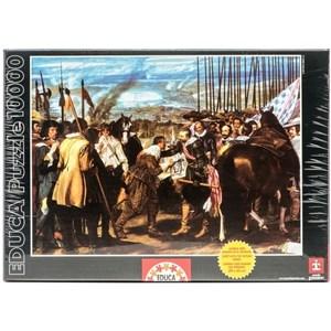 "Educa (13433) - Diego Velázquez: ""The Surrender of Breda"" - 10000 piezas"