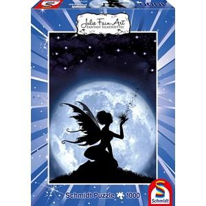 "Schmidt Spiele (59266) - Julie Fain: ""The Magic of the Stars"" - 1000 piezas"