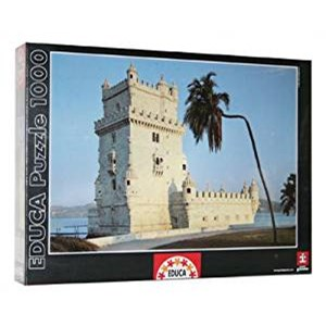 "Educa (13292) - ""Belem Tower, Portugal"" - 1000 piezas"