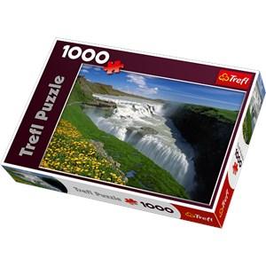 "Trefl (10314) - ""Golden Falls, Iceland"" - 1000 piezas"