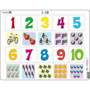 "Larsen (AR3-2) - ""1 to 10"" - 10 piezas"