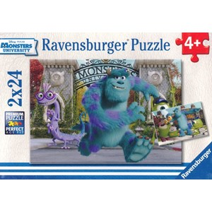 "Ravensburger (09051) - ""Monsters University"" - 24 piezas"