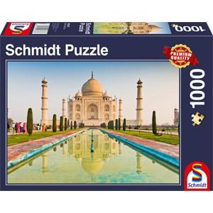 "Schmidt Spiele (58337) - ""Taj Mahal"" - 1000 piezas"