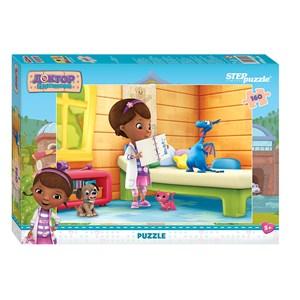 """Step Puzzle (94051) - """"Doc McStuffins"""" - 160 piezas"""