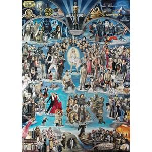 "Schmidt Spiele (59347) - Renato Casaro: ""Hollywood XXL"" - 3000 piezas"