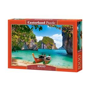 "Castorland (C-104154) - ""Ko Phi Phi Le, Thailand"" - 1000 piezas"
