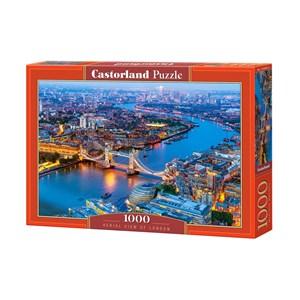 "Castorland (C-104291) - ""Aerial View of London"" - 1000 piezas"