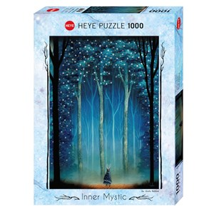 """Heye (29881) - Andy Kehoe: """"Forest Cathedral"""" - 1000 piezas"""