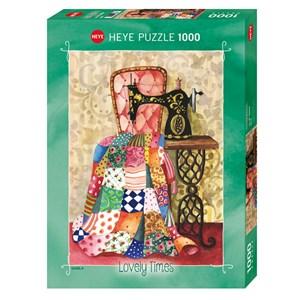"Heye (29868) - Gabila Rissone: ""Quilt"" - 1000 piezas"