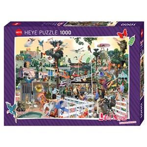 """Heye (29863) - Sanda Anderlon: """"In The Hills"""" - 1000 piezas"""