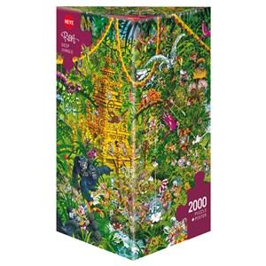 "Heye (29892) - Michael Ryba: ""Deep Jungle"" - 2000 piezas"
