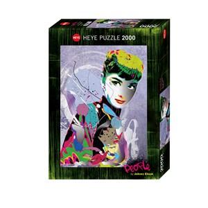 "Heye (29867) - Johnny Cheuk: ""Audrey II"" - 2000 piezas"
