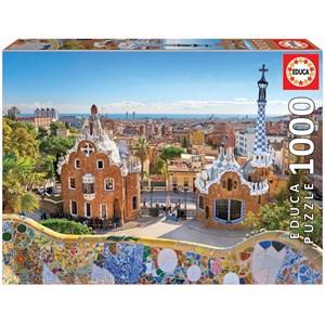 "Educa (17966) - ""Barcelona view from Park Güell"" - 1000 piezas"