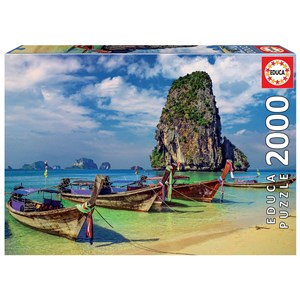 """Educa (18007) - """"Krabi, Thailand"""" - 2000 piezas"""