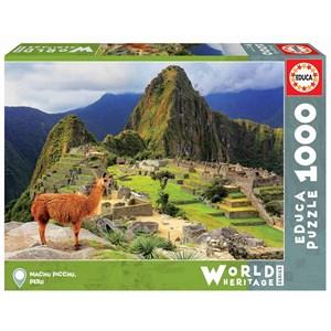 """Educa (17999) - """"Machu Picchu, Perú"""" - 1000 piezas"""