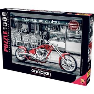 "Anatolian (1019) - Susanne Kremer: ""Red Chopper"" - 1000 piezas"