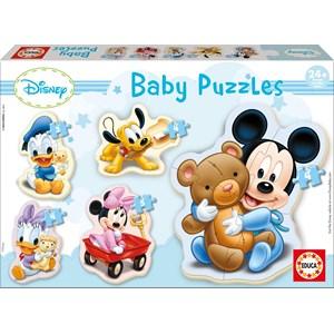 "Educa (13813) - ""Mickey"" - 3 4 5 piezas"
