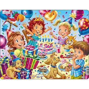 """Larsen (US40) - """"Birthday Party"""" - 20 piezas"""