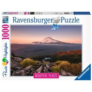 "Ravensburger (15157) - ""Mount Hood, Oregon, USA"" - 1000 piezas"