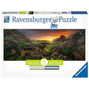 """Ravensburger (15094) - """"Sunrise over Iceland"""" - 1000 piezas"""