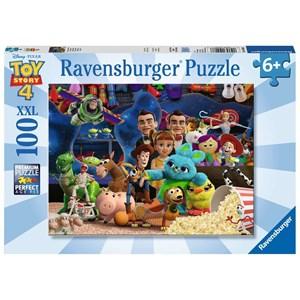 "Ravensburger (10408) - ""Toy Story 4"" - 100 piezas"