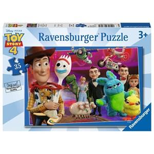 "Ravensburger (08796) - ""Toy Story 4"" - 35 piezas"